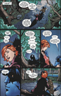 X2 Prequel Nightcrawler-Enchanted Love Within A Not-So Enchanted Forest!