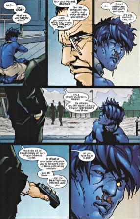 X2 Prequel Nightcrawler-Lethally Tempting Offer!