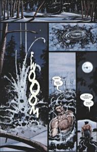 X2 Prequel Wolverine-Chilling Escape!