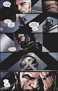 X2 Prequel Wolverine-Heading Out!