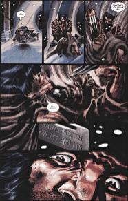 X2 Prequel Wolverine-Hesitation On The Final Strike!