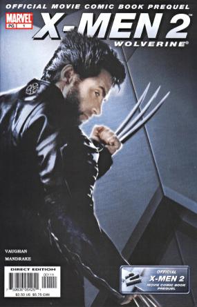 X2 Prequel-Wolverine!