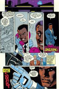 Darkman #1-This Is War, You Freak!