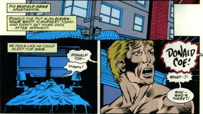 Darkman #2-Well-Intended Break-In!