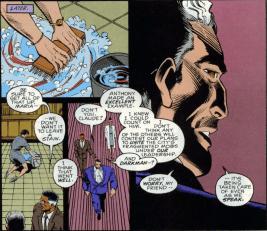 Darkman #5-I Know How To Harm Darkman!