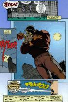 Darkman #5-I'm Back On Top Of L.A.'s Criminal Tower!