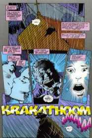 Darkman #5-I've Ruined A Good Thing!