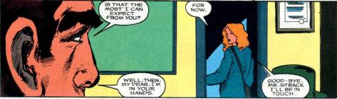 Darkman Movie Adaptation #1-See You Around, Strack!