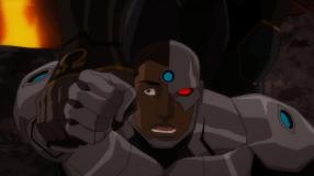 Cyborg-Oh, No!