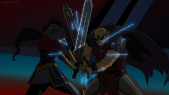Etrigan-A Clash Of Otherworldly Blades!