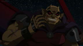 Etrigan-That Battle Scar Felt Good!
