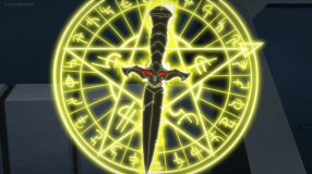 John Constantine-A Demonic Dagger To Do The Job!