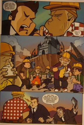 Grumpy Old Monsters #3-Demolition Delay!