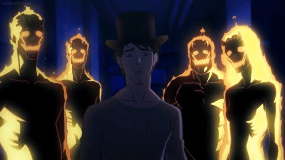 Personal Demons-You Suck, Vincent!