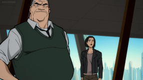 Perry White-Welcome To The Daily Planet, Lois!
