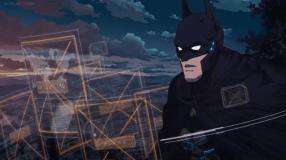 Batman-Literal Stranger In A Strange Land!