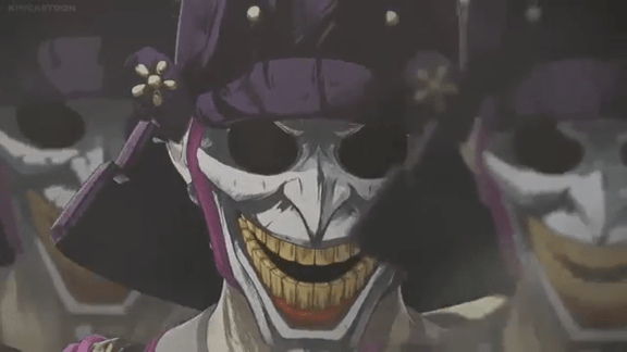 Joker-Get Him, My Loyal Samurai Squad!