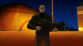 Lex Luthor-Check Out My Own Toy!