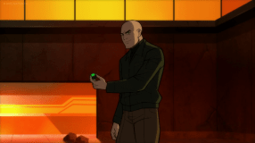 Lex Luthor-I Have My Prize!