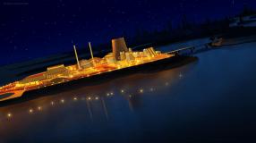 Power Plant-Shinging Bright!