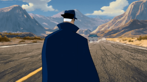Phantom Stranger-Off To Find A Lost Girl!