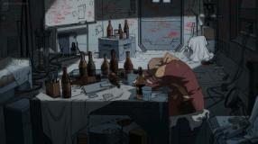 Adam Strange-Drowning In Depression & Booze!