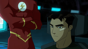 Flash-The Dark Knight Was Swiftly Good!