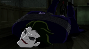 Joker-Captured!