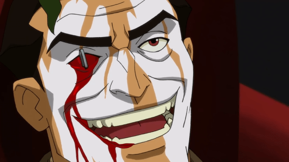 Joker-What A Way To Go Out!
