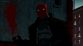 Red Hood-Controlling Crime Is What Curbs It!