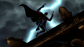 Red Robin-Here I Come, Filth Of Gotham!