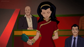 Lady Shiva-You Have An Interesting Weapon, Punk!