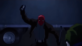 Red Hood-Get A Whiff Of This!