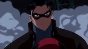 Red Hood-Hello, Joker!