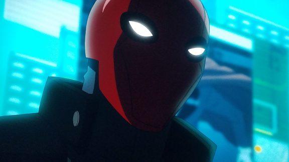 Red Hood-Let The Mission Begin!