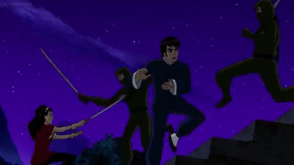 Richard Dragon-Slaying These Snakes With Shiva!