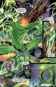 Hal Jordan Prequel-Follow The Emerald Lit Road!