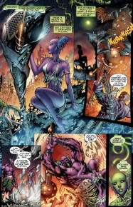 Hal Jordan Prequel-My Creation Is Facing Destruction!