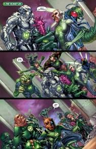 Sinestro Prequel-Green Lanterns, Assemble!