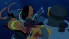 Deathstroke-Time To Bleed!