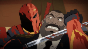 Deathstroke-Yes, I Was Hired To Slay You!