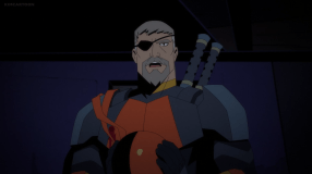 Deathstroke-You're Safe Now!