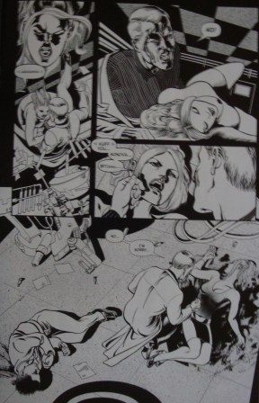 Vengeance Of The Mummy #1-Jenna's Deceased As Well!