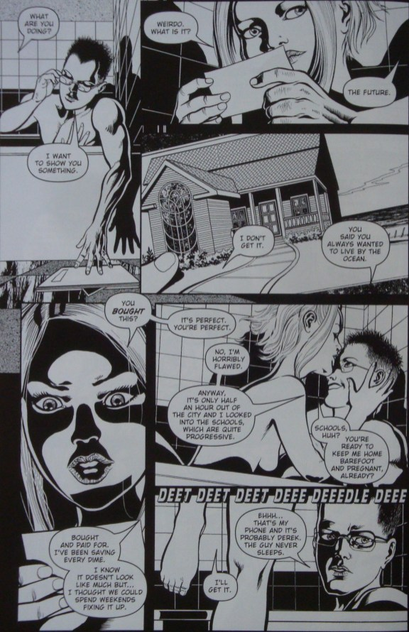 Vengeance Of The Mummy #1-Looking Towards Our Future, While The Present Chimes In!
