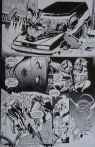 Vengeance Of The Mummy #1-Smashing Entrance & A Life-Sucking Moment!