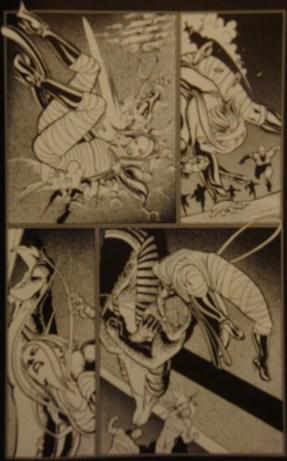 Vengeance Of The Mummy #2-Gotta Take Evasive Action!
