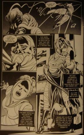 Vengeance Of The Mummy #2-My Necessary Evil Act!