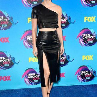 Melissa Benoist Long Skirt Fashion