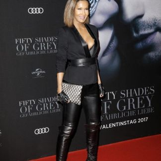 CDFW Celebrity Leather Pant