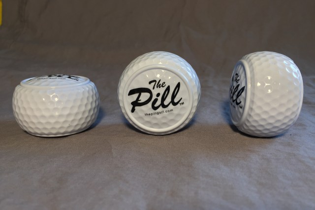 The Pill Will Cure Your Putting Woes